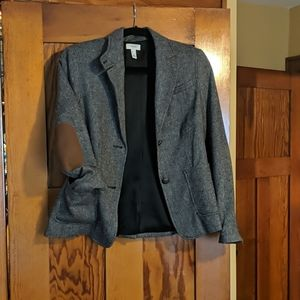 Tweed Shooting Jacket w/ Elbow Patches